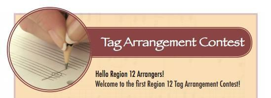 Region 12 Tag Contest for August 2019 AIM