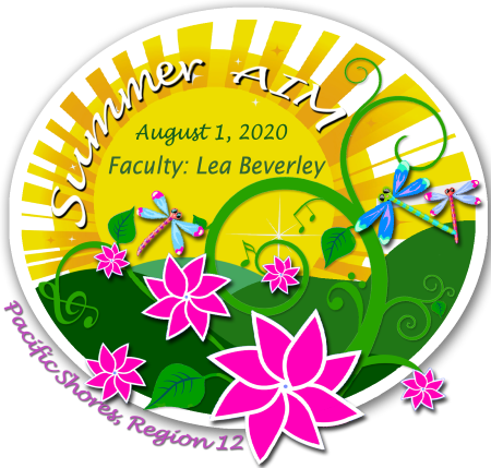 LIVE STREAMING NOW -Region 12 - Summer AIM w/ Lea Beverley -