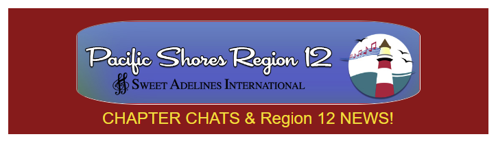 Chapter Chats - Region 12 News!
